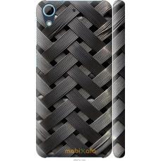 Чехол на HTC Desire 626G Металлические фоны