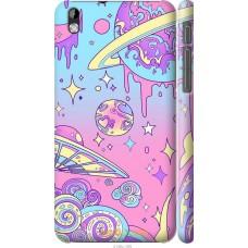 Чехол на HTC Desire 816 'Розовый космос