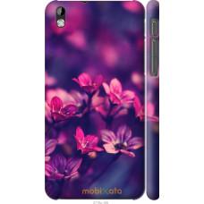 Чехол на HTC Desire 816 Весенние цветочки