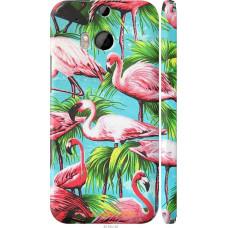 Чехол на HTC One M8 Tropical background