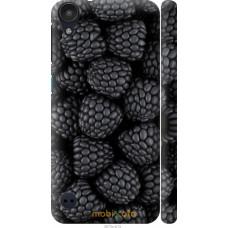 Чехол на HTC Desire 530 Черная ежевика