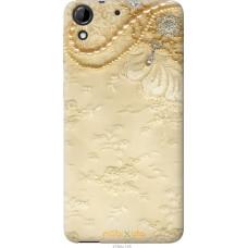 Чехол на HTC Desire 728G 'Мягкий орнамент