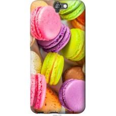 Чехол на HTC One A9 Вкусные макаруны
