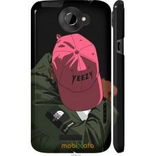 Чехол на HTC One X+ De yeezy brand