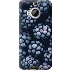 Чехол на HTC One M9 Plus Морозная ежевика