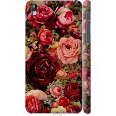 Чехол на HTC Desire 816 Прекрасные розы