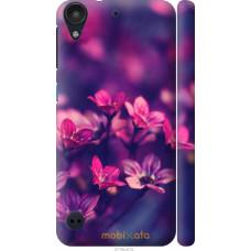 Чехол на HTC Desire 530 Весенние цветочки