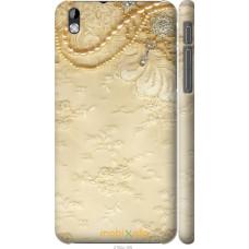 Чехол на HTC Desire 816 'Мягкий орнамент