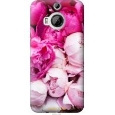 Чехол на HTC One M9 Plus Розовые цветы