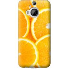 Чехол на HTC One M9 Plus Апельсинки