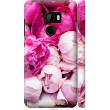 Чехол на HTC One X10 Розовые цветы
