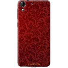 Чехол на HTC Desire 728G Чехол цвета бордо