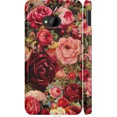 Чехол на HTC One M7 Прекрасные розы
