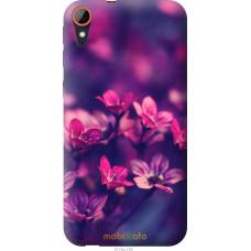 Чехол на HTC Desire 830 Весенние цветочки