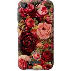 Чехол на HTC Desire 320 Прекрасные розы