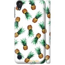 Чехол на HTC Desire 530 Ананас