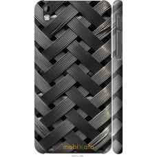Чехол на HTC Desire 816 Металлические фоны