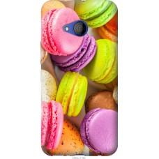 Чехол на HTC U11 Life Вкусные макаруны