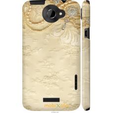 Чехол на HTC One X 'Мягкий орнамент