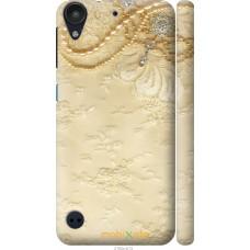 Чехол на HTC Desire 530 'Мягкий орнамент