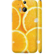 Чехол на HTC One M8 Апельсинки