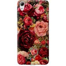 Чехол на HTC Desire 826 dual sim Прекрасные розы