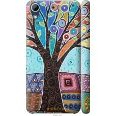 Чехол на HTC Desire 626G Арт-дерево