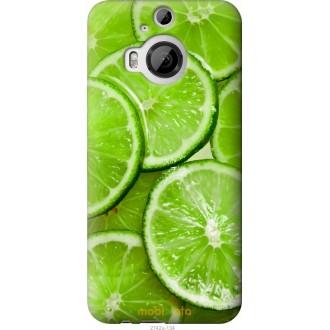 Чехол на HTC One M9 Plus Лайм