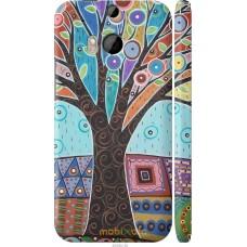 Чехол на HTC One M8 Арт-дерево