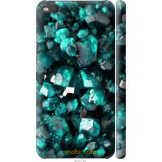 Чехол на HTC One X9 Кристаллы 2