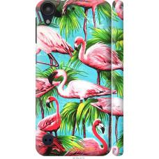 Чехол на HTC Desire 630 Tropical background