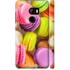 Чехол на HTC One X10 Вкусные макаруны