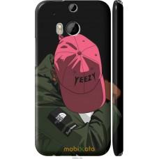 Чехол на HTC One M8 De yeezy brand