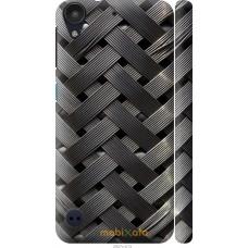 Чехол на HTC Desire 630 Металлические фоны