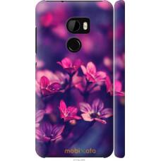 Чехол на HTC One X10 Весенние цветочки