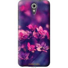 Чехол на HTC Desire 620G Весенние цветочки