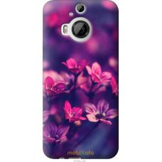Чехол на HTC One M9 Plus Весенние цветочки