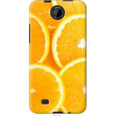 Чехол на HTC Desire 300 Апельсинки
