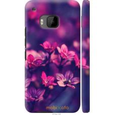 Чехол на HTC One M9 Весенние цветочки