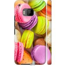 Чехол на HTC One M9 Вкусные макаруны