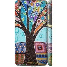 Чехол на HTC Desire 816 Арт-дерево