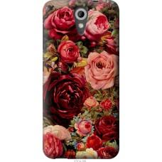 Чехол на HTC Desire 620 Прекрасные розы