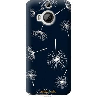 Чехол на HTC One M9 Plus одуванчики