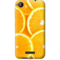 Чехол на HTC Desire 320 Апельсинки