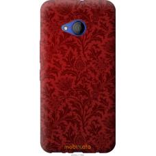 Чехол на HTC U11 Life Чехол цвета бордо