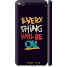 Чехол на HTC One X9 Everything will be Ok