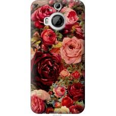 Чехол на HTC One M9 Plus Прекрасные розы