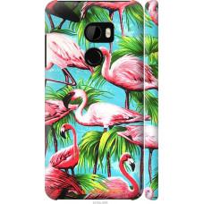 Чехол на HTC One X10 Tropical background