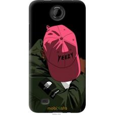 Чехол на HTC Desire 300 De yeezy brand