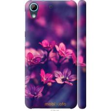 Чехол на HTC Desire 628 Dual Sim Весенние цветочки